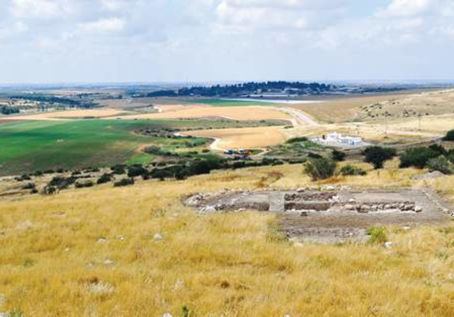 The excavations at Tel Burna, located in the 'Shfela'