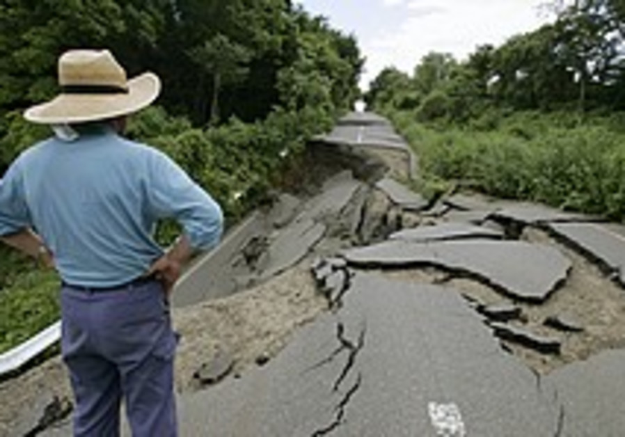 9 killed as magnitude 7 quake shakes northern Japan