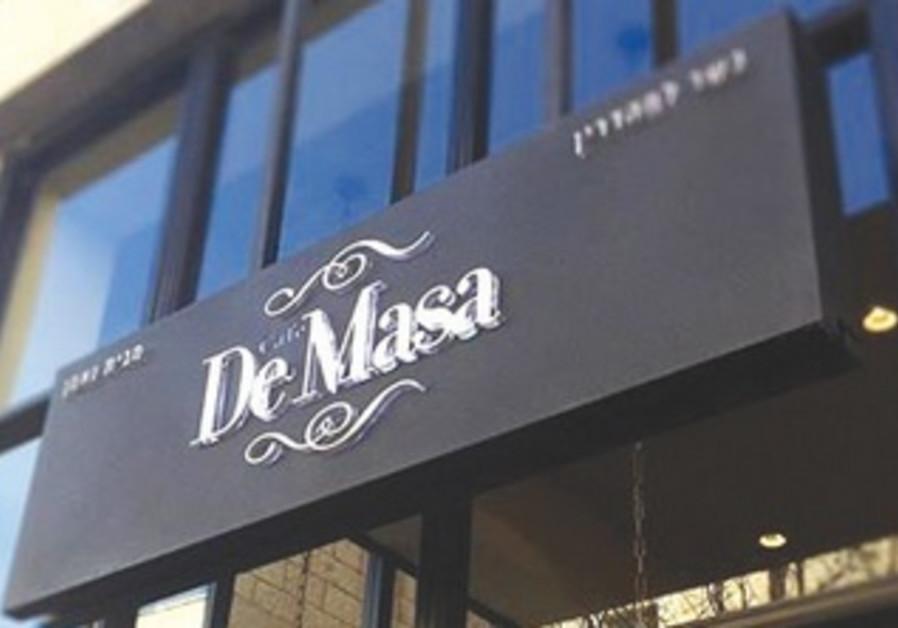De Masa Cafe