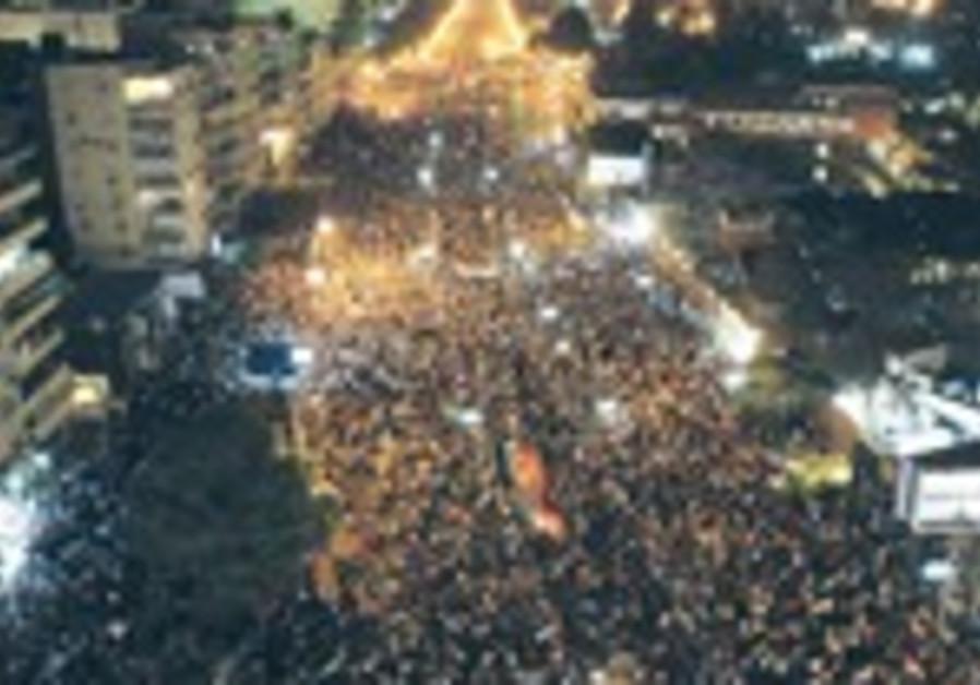 1,7 millions d'Egyptiens ont réclamé le départ de Morsi, dimanche 30 juin
