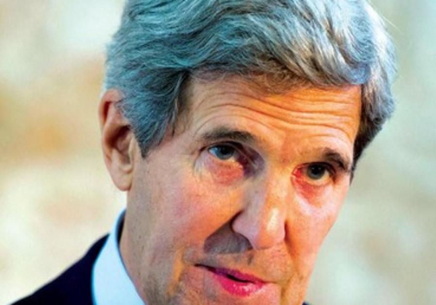 Le secrétaire d'Etat John Kerry refuse de s'avouer vaincu