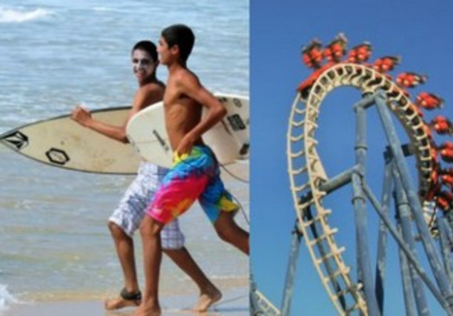 Summer activities for kids in Israel