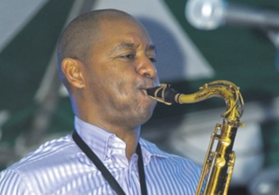 US Saxophonist Branford Marsalis will headline this year's Red Sea Jazz Festival.