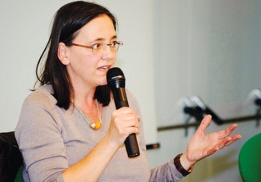 Kerstin Muller of the German Green Party