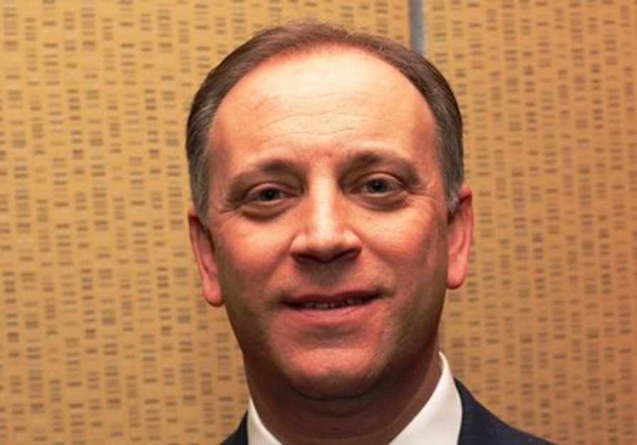 Guy Klaiman, General Manager of Waldorf Astoria Jerusalem