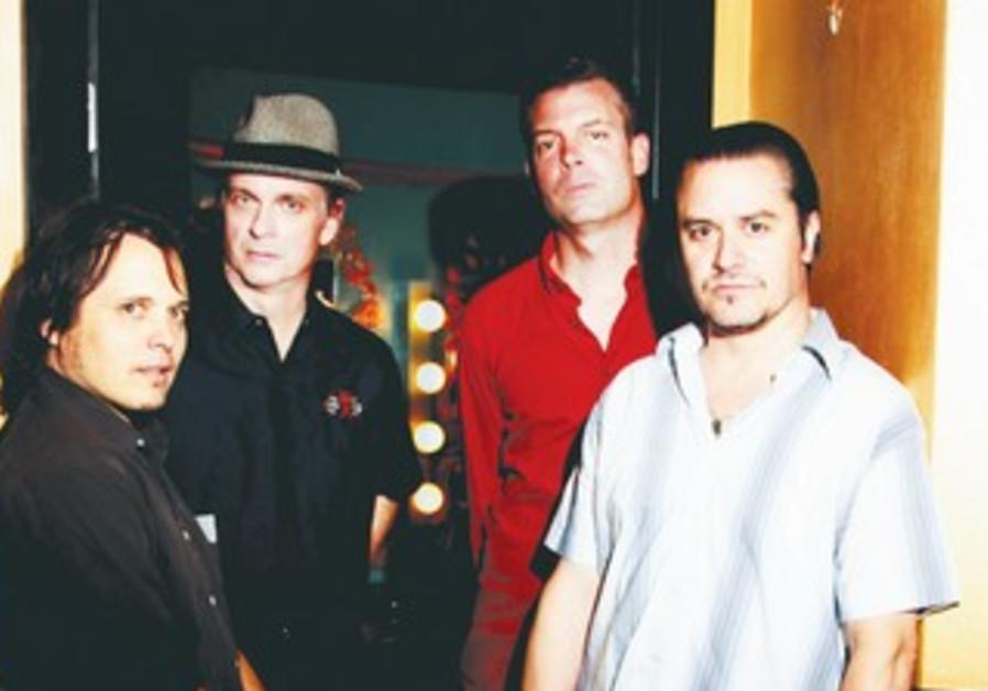 Tomahawk band members.