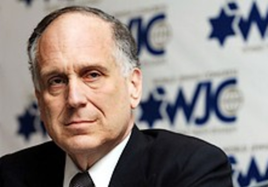 Lauder: Sanctions won't keep Iran from nukes