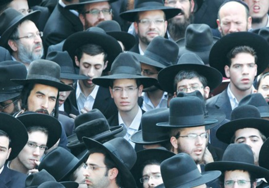 Haredi Jews In Israel: Hassidim Cancel Vacation, Keep Studying Due To War