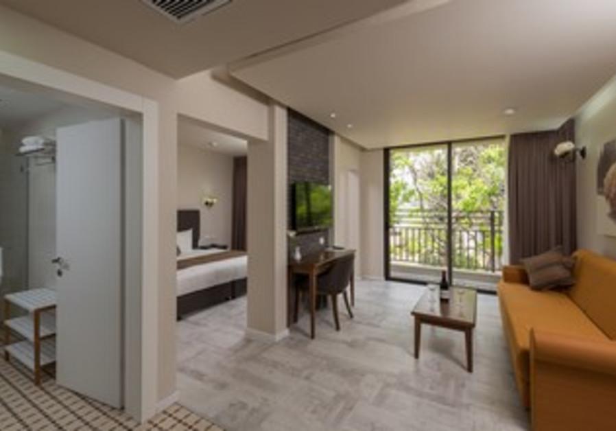 Kfar Giladi Hotel