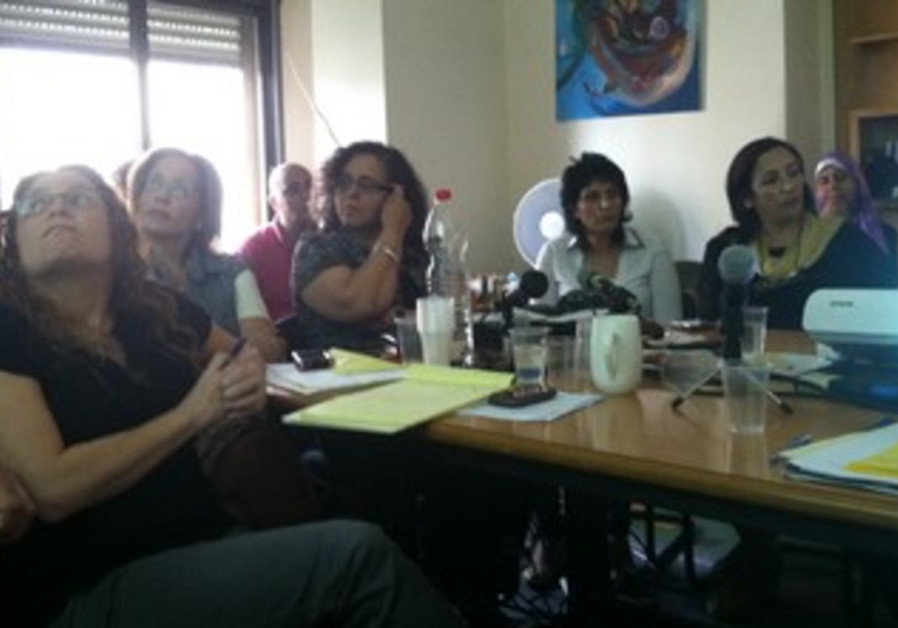 Women's rights advocates meet in Nazareth