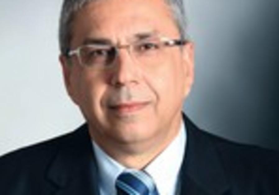 Bank Hapoalim President Zion Kenan