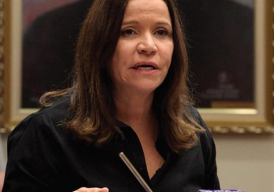 Shelly Yacimovich, une leader contestée