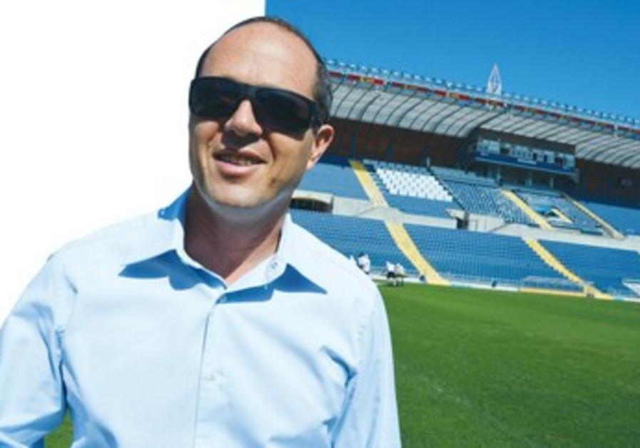 Nir Barkat a voulu l'augmentation de la capacité du stade Teddy