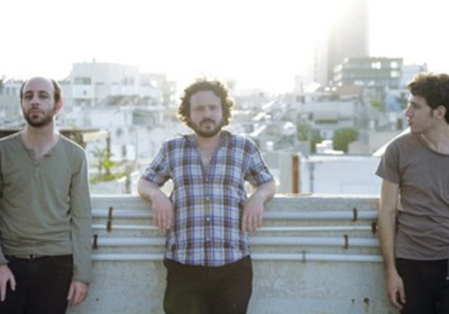 Local indie band Haya Miller