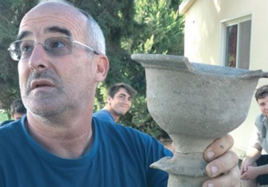 ARCHEOLOGIST AREN MAEIR