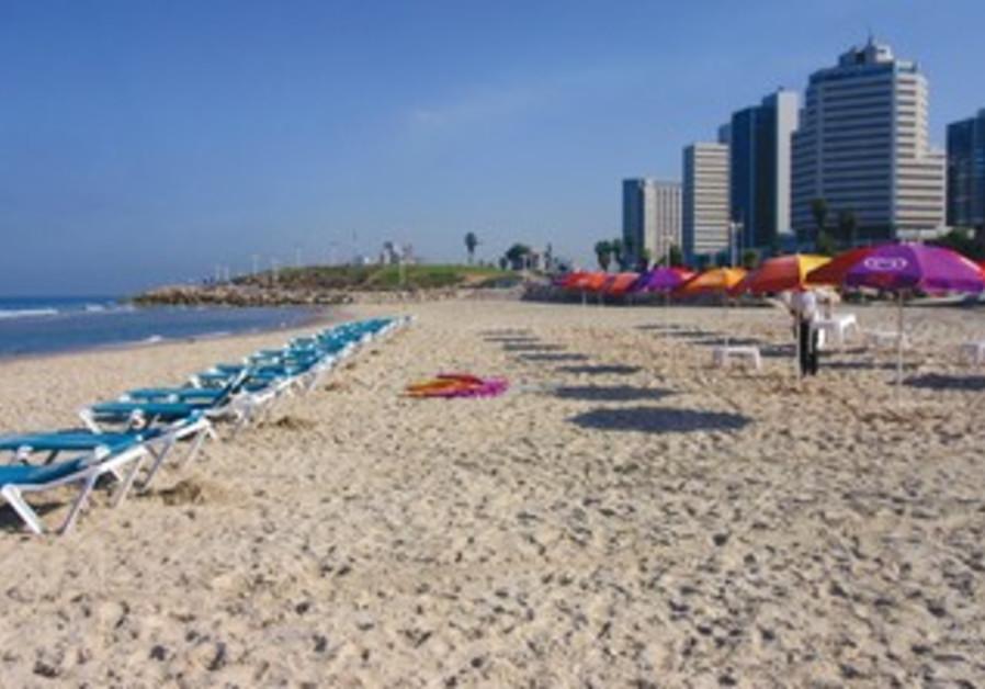 Israel's Blue Flag beaches