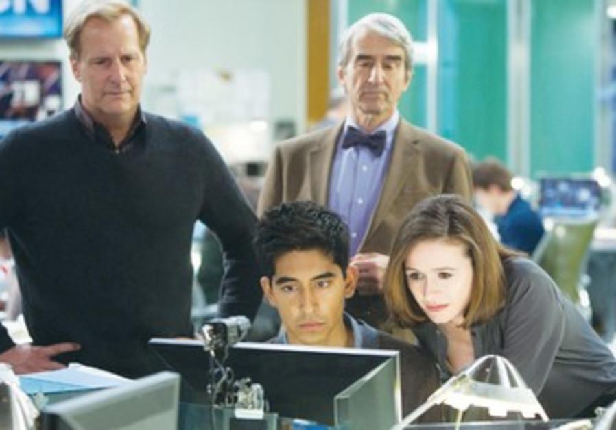 Aaron Sorkin's The Newsroom