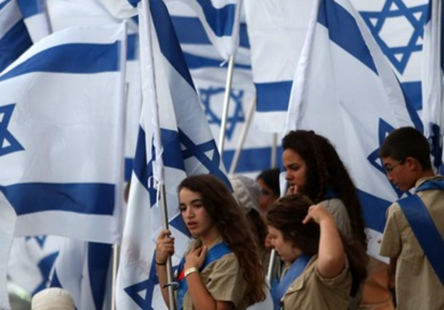 Preparations for the 19th Maccabiah Games
