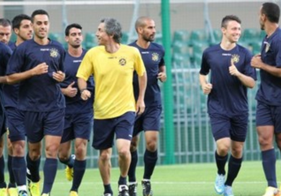 Maccabi Tel Aviv Champions