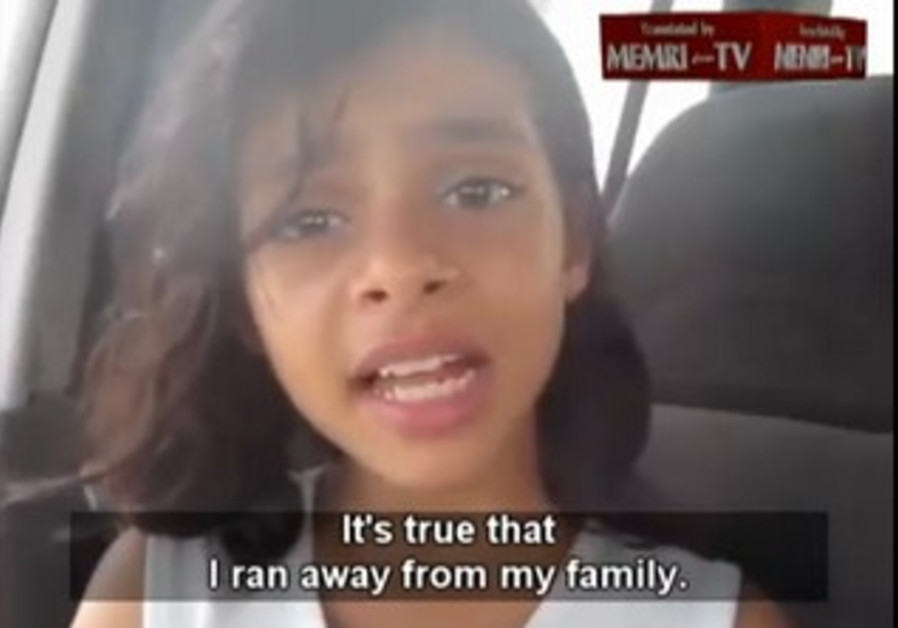 11-year-old Yemeni girl Nada al-Ahdal