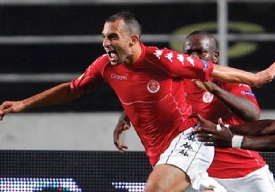 Hapoel Tel Aviv vs PFC Beroe .