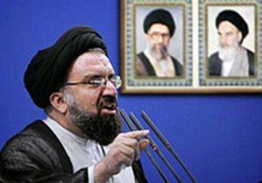 Iran: We'll hit Israel back with a 'strong blow'