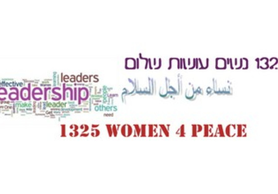 Resolution 1325 - Female Leaders for Peace and Security.