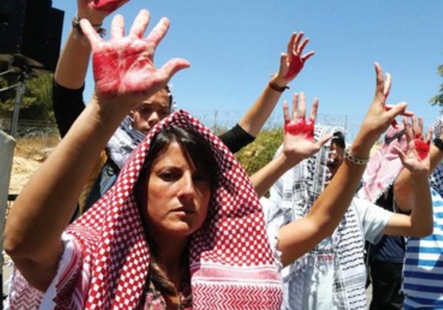 """Des Israéliens s'opposent à la libération de détenus palestiniens """"avec du sang sur les mains"""""""