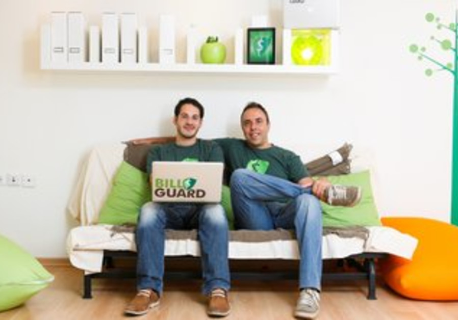 Founders Yaron Samid and Raphael Ouzan