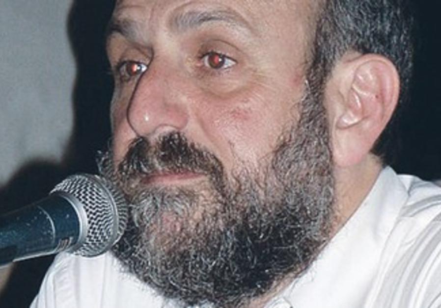 Polich Chief Rabbi Michael Schudrich