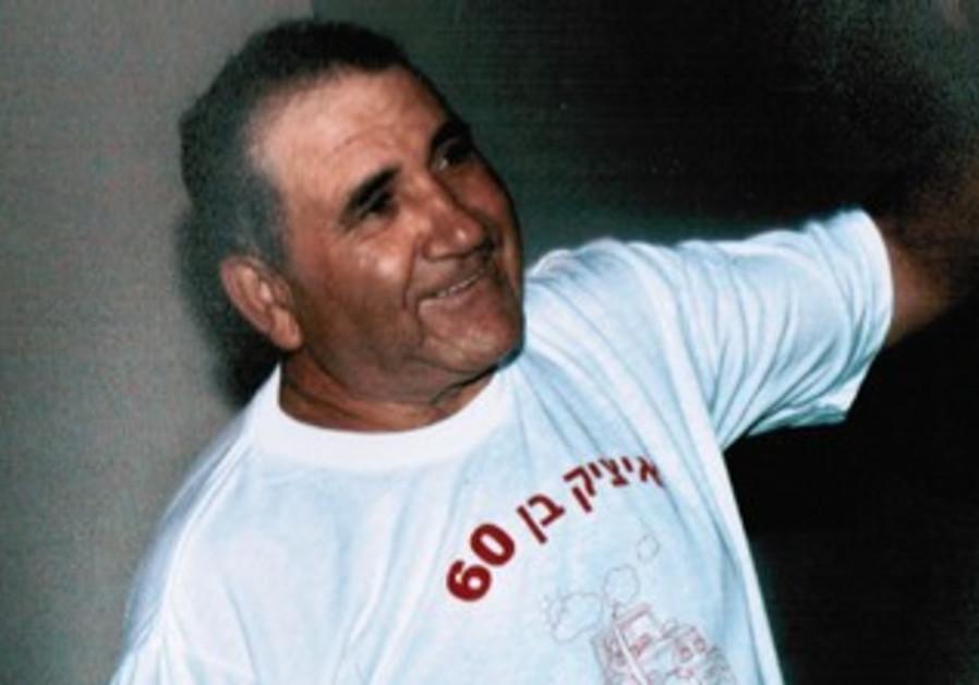 Itzhak Algabay.