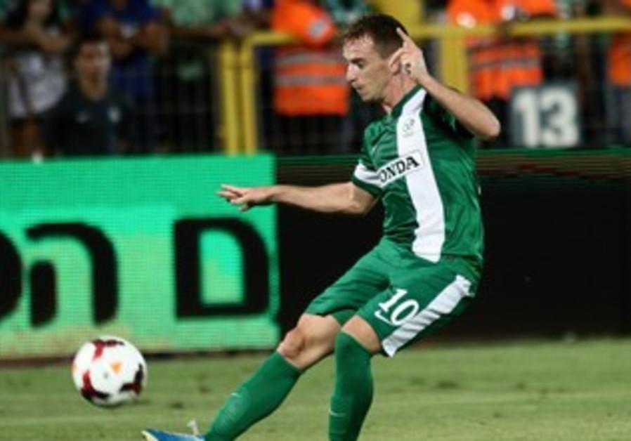 Maccabi Haifa's Rayo.
