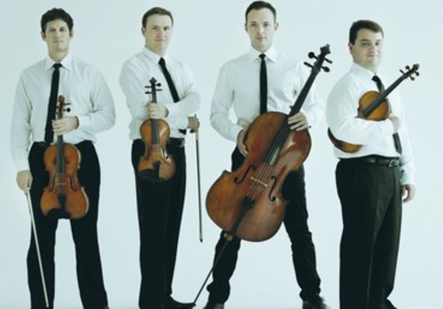 The Jerusalem Quartet