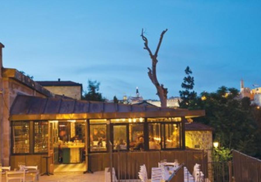 Touro, a Mediterranean grill chef restaurant