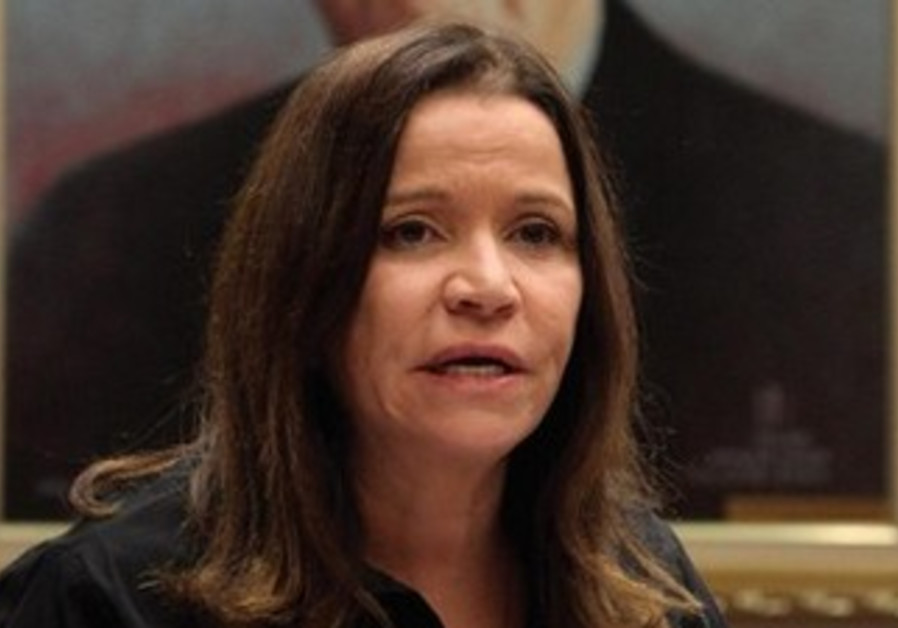 Shelly Yacimovich, une leader contestée
