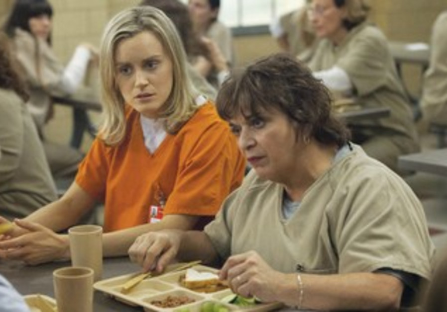 JTAYLOR SCHILLING (left) plays a fresh-faced Brooklynite sentenced to 15 months.