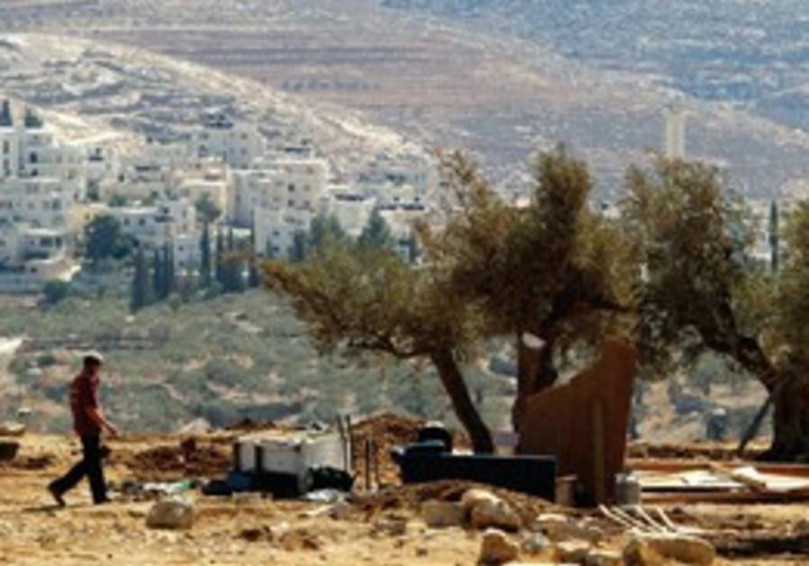Selon le bureau central des statistiques, le ratio est de 6 Juifs pour 4 Palestiniens.