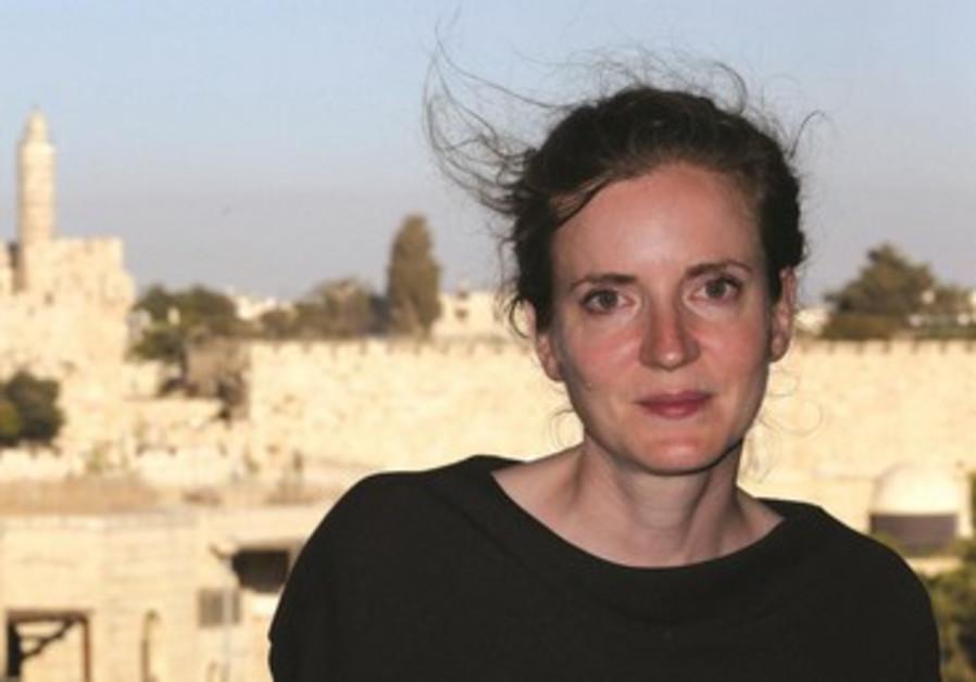 Nathalie Kosciusko-Morizet à Jérusalem, après Tel-Aviv, Netanya et Haïfa.
