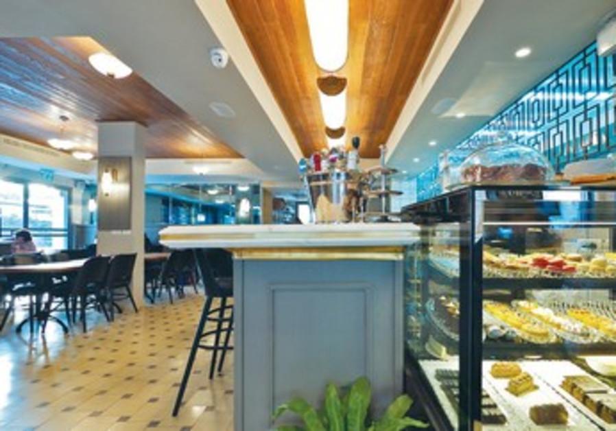 Grand Cafe in Jerusalem
