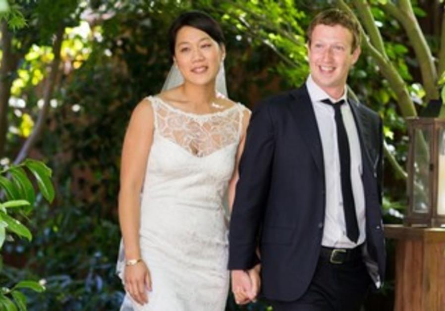 Wedding of Mark Zuckerberg and Priscilla Chan