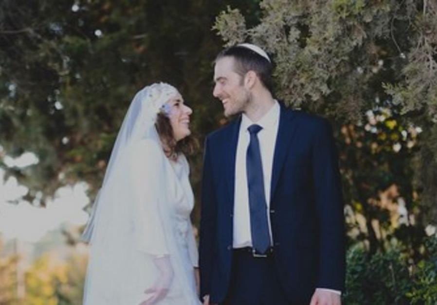 Anya and Daniel's wedding