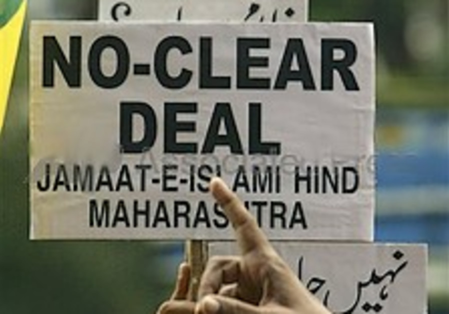 Indian leaders to discuss future of controversial US nuclear deal