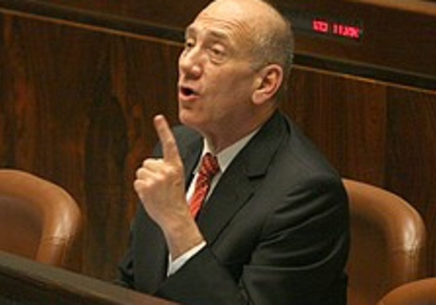 Analysis: Olmert gets his political breathing space