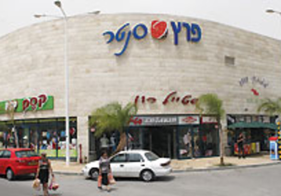 Sderot finally gets some peace and quiet