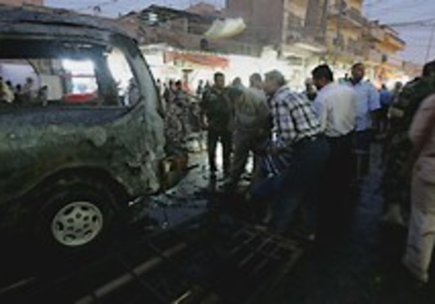 Iraq: Bombers kill dozens, including 3 marines, in 2 separate attacks
