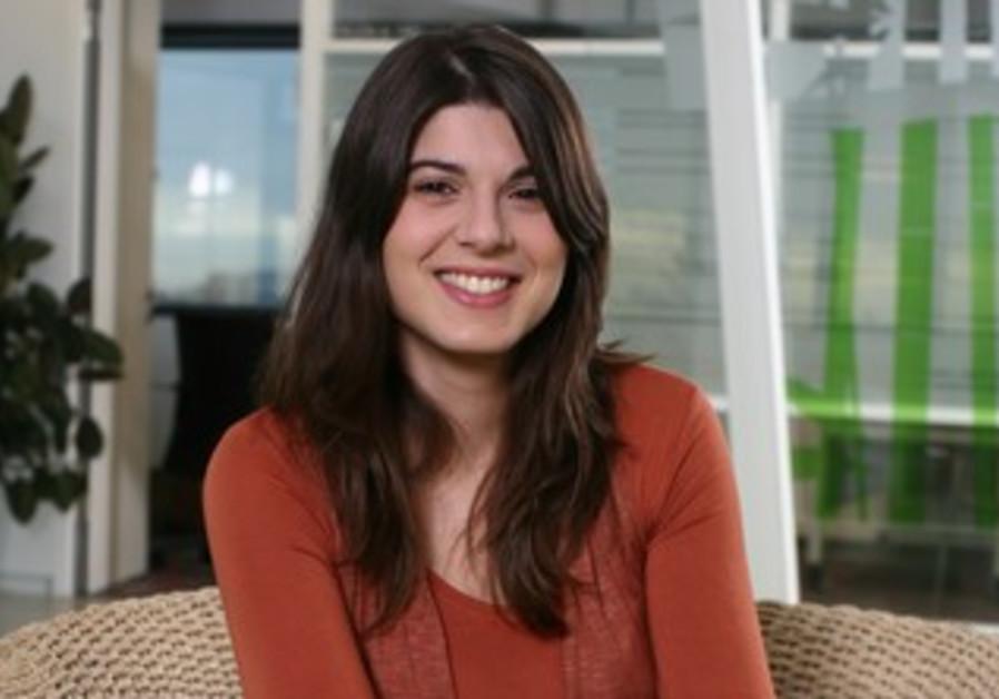 Dr. Kira Radinsky of the Technion Institute