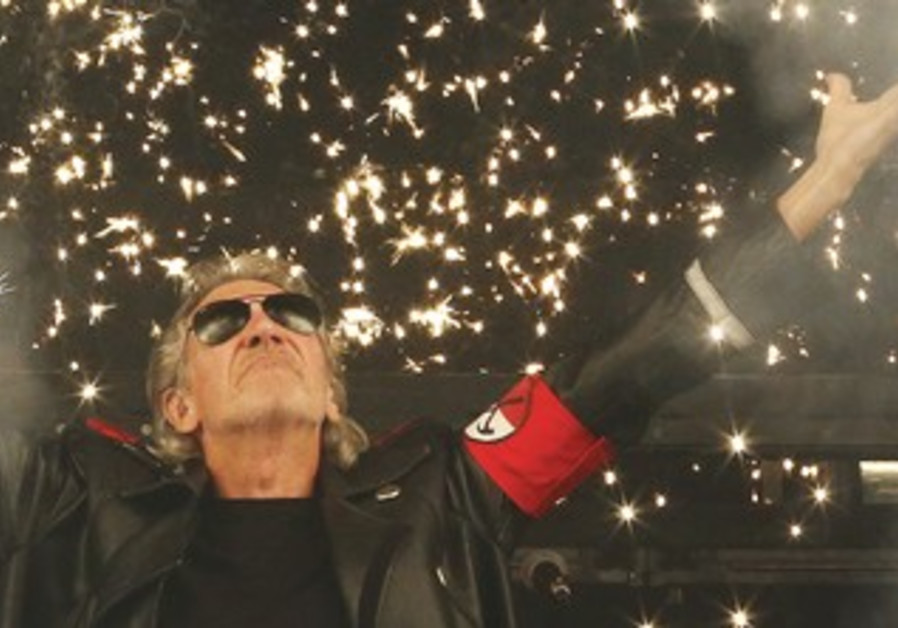 Legendary rocker Roger Waters