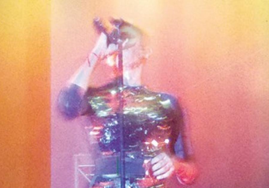 SKUNK ANANSIE vocalist Skin.