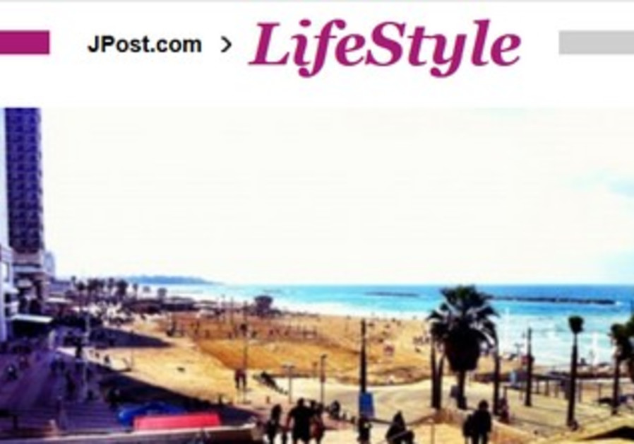 New Lifestyle page launch