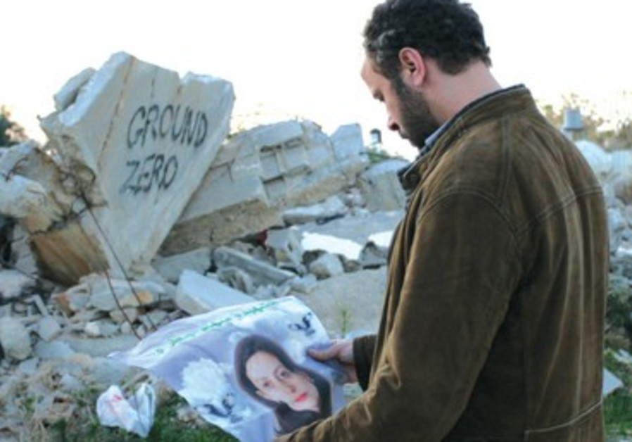 "Ali Suliman interprète le Dr Amin Jaafari dans le film ""L'attentat""."